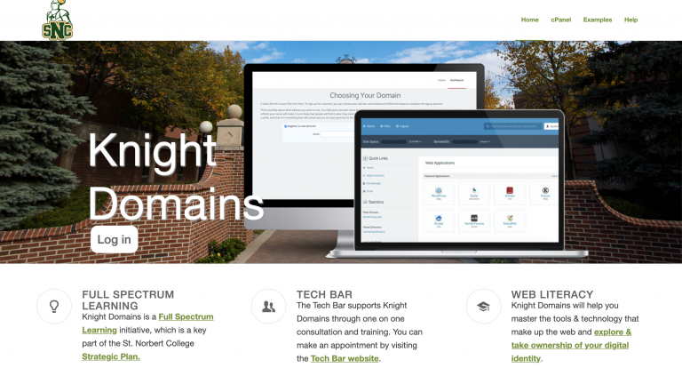 Knights Domain site